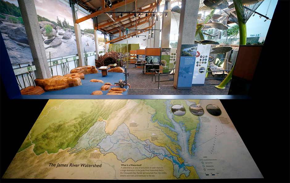 Maymont Nature Center