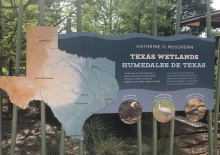 houston zoo texas wetlands graphic